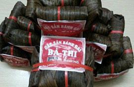 Hướng dẫn cách làm bánh gai Nam Định
