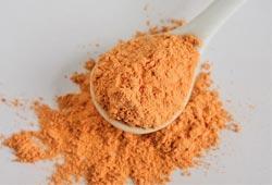 Bột cà rốt nguyên chất đảm bảo VSATTP
