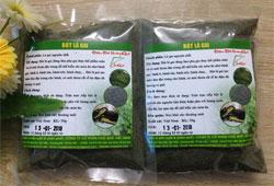 Bán bột lá gai khô nguyên chất đảm bảo