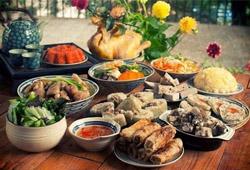 Các món ăn ngon thắp hương Rằm tháng Giêng rước thêm tài lộc